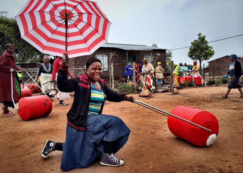 Celebrate 25 Years of the Hippo Water Roller! #givewater