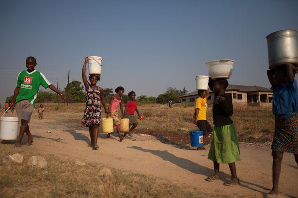Ongoing Water crisis in Lusaka's Linda Township despite new water supply