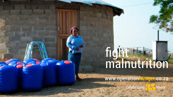 Operation Hunger - Enabling Tax-free Contributions in South Africa