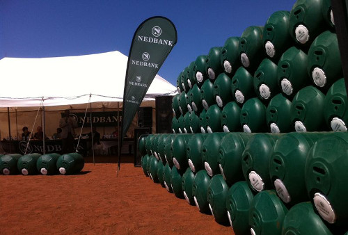 Nedbank Foundation - bringing clean water to rural South Africans