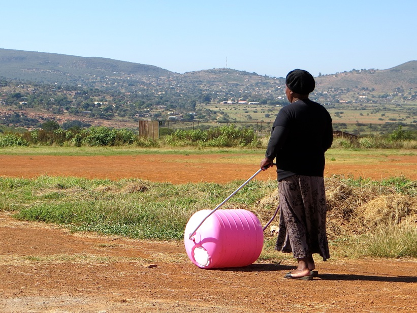 South Africa's Water Affairs Minister reveals the scale of the drought's impact on rural communities and measures to alleviate it