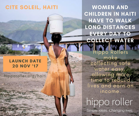 Haiti campaign launch