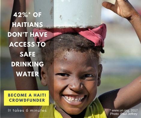 Haiti create a page