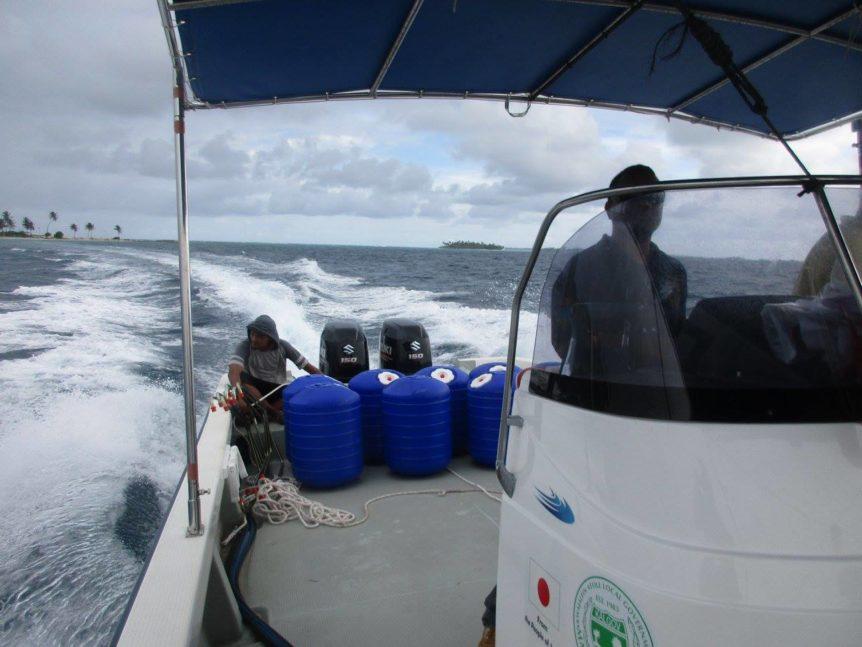 KADA Marshall Islands Hippo Rollers to Nene Bikeej