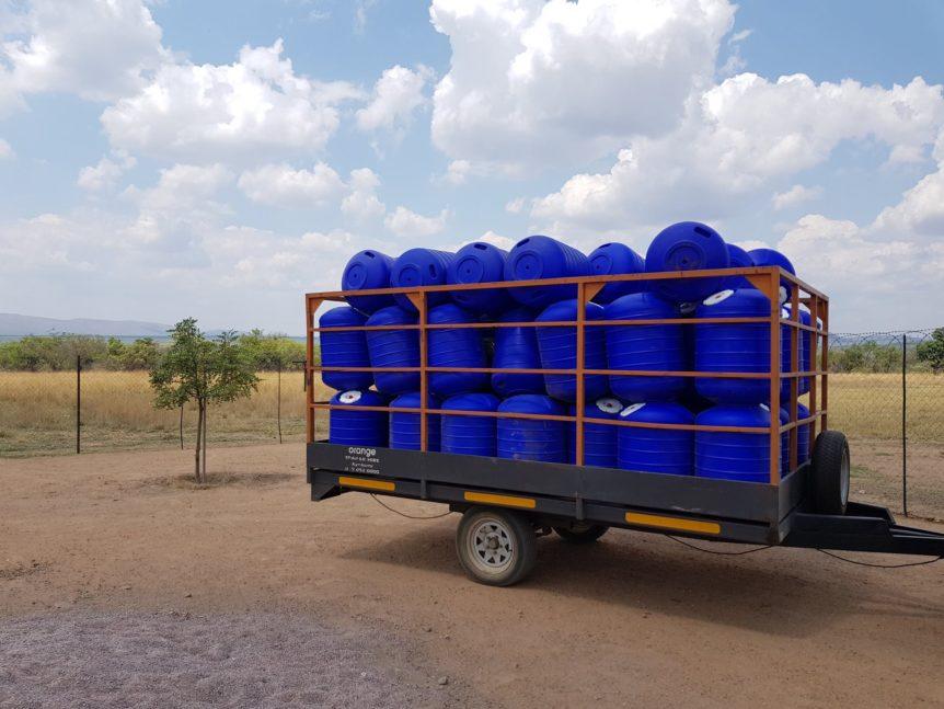 vingerkraal bela-bela rotary hippo rollers