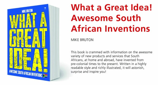 south african inventions book