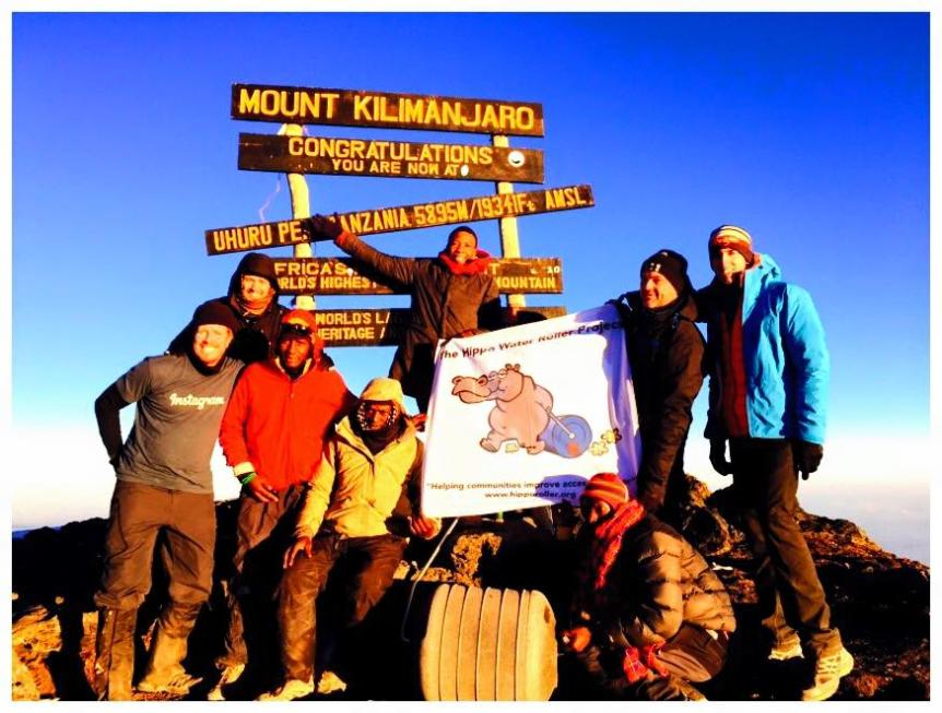 brendon de boer kilimanjaro-2015